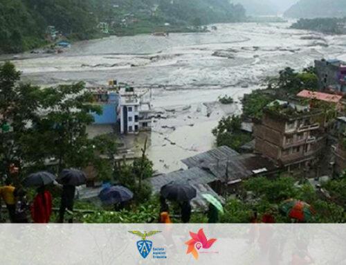 #SATsolidale – Alluvioni in Nepal: partecipa con noi alla raccolta fondi per la popolazione in difficoltà